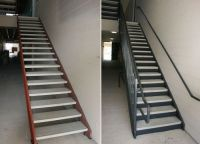 Concrete Stair Treads | Commercial Concrete Products ...
