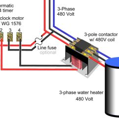 Intermatic Water Heater Timer Wiring Diagram How To Do A Venn In Math K4121c 32