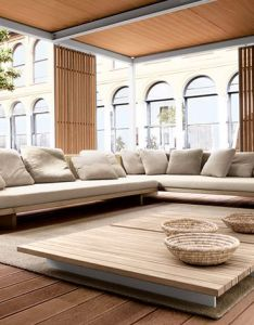 Outdoor interior design  different kind of interiors by paola lenti also rh pinterest
