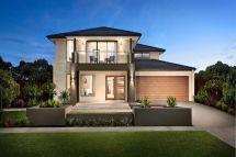 House Facades Homes