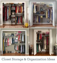 Make the most of your closet space with these storage ...