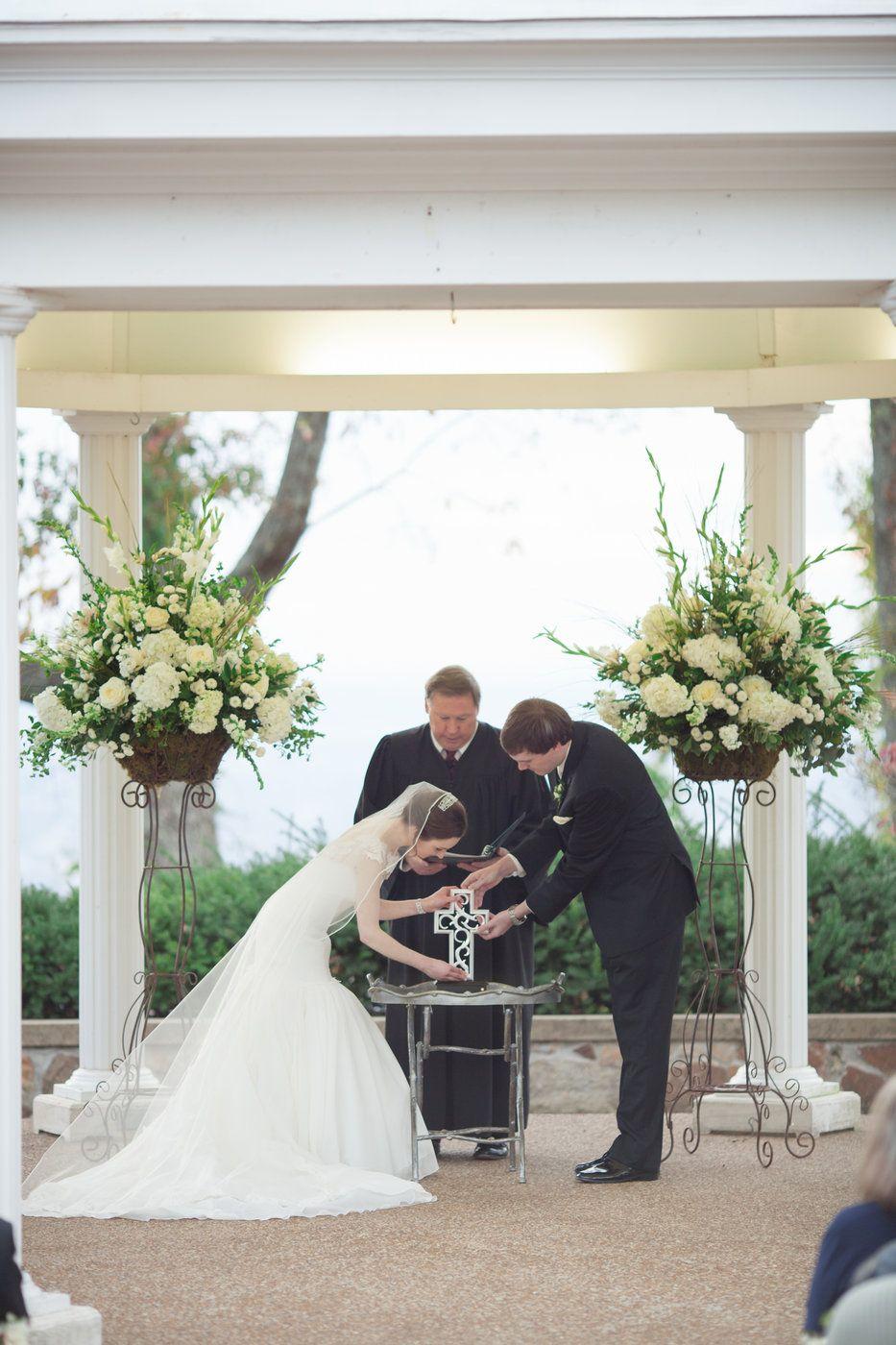 Unity Cross Wedding Ceremony