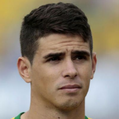 Oscar Dos Santos Emboaba Júnior Models An Excellent Cut For Guys