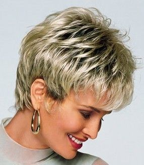 Short Choppy Hairstyles Over 50 Google Search Camper Vans