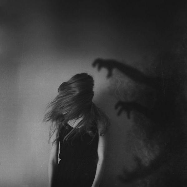 Tumblr Depression Photography Black and White
