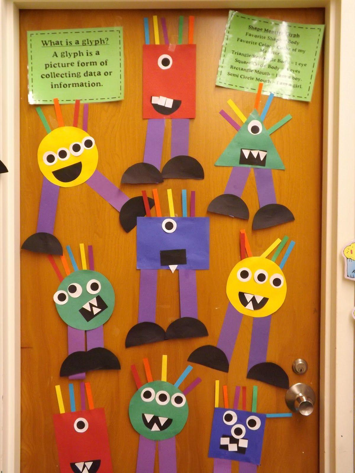 Mrs Vento S Kindergarten Monsters