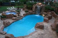 25 Best Ideas For Backyard Pools | Beautiful rocks, Rock ...