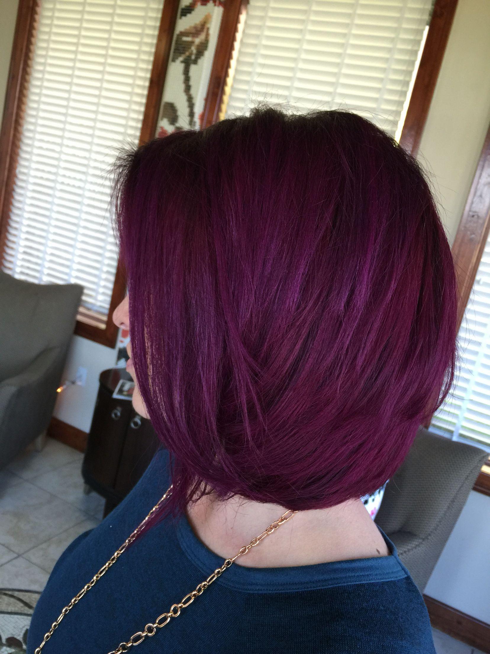 Igora Royal Permanent Hair Color 6 99 Roots Half 6 99 Half 9 98 Mid Shaft To Ends Enjoy