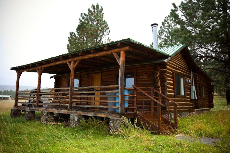Browns Cabin at the Molly Butler Lodge in Greer AZ