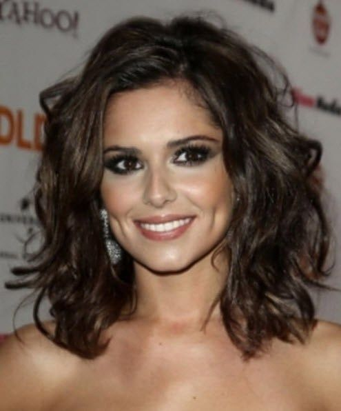 Medium Length Hairstyles Thick Wavy Hair Beauty Only Skin Deep