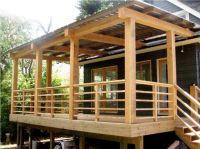 Simple Helpful Porch Railing Ideas - http://www ...