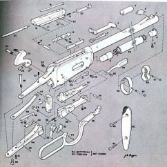 Glock 22 Exploded Diagram 07 Ford Focus Fuse Winchester Model 94 Parts | Projects To Try Pinterest Winchester, And Models