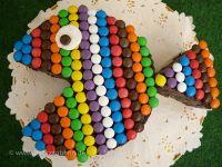 Kuchen fr Kindergeburtstag. Der Fisch ist fertig. | Motiv ...