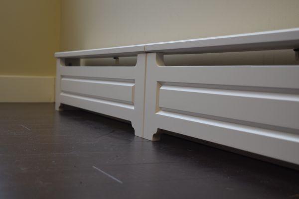 Custom Baseboard Heater Covers