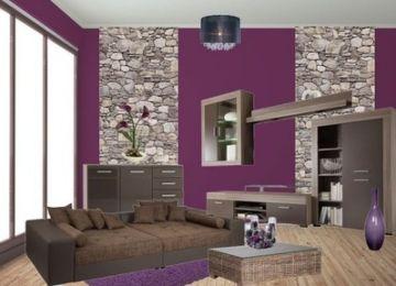 Wohnzimmer Grau Lila Streichen Wohnkultur Wohnzimmer Ideen Grau