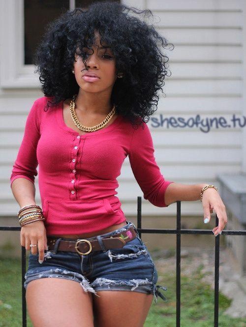 African American Big Hairstyles African Hair Trend 2017