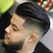 wavy comb over disconnected undercuts