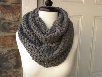 Free Crochet Cowl Neck Patterns | CROCHET CIRCLE SCARF ...