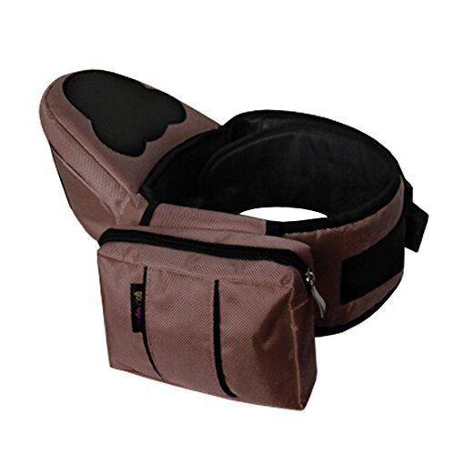 multifunctional baby carrier kid hip seat carrierbackpack with waist bag brown details can be found