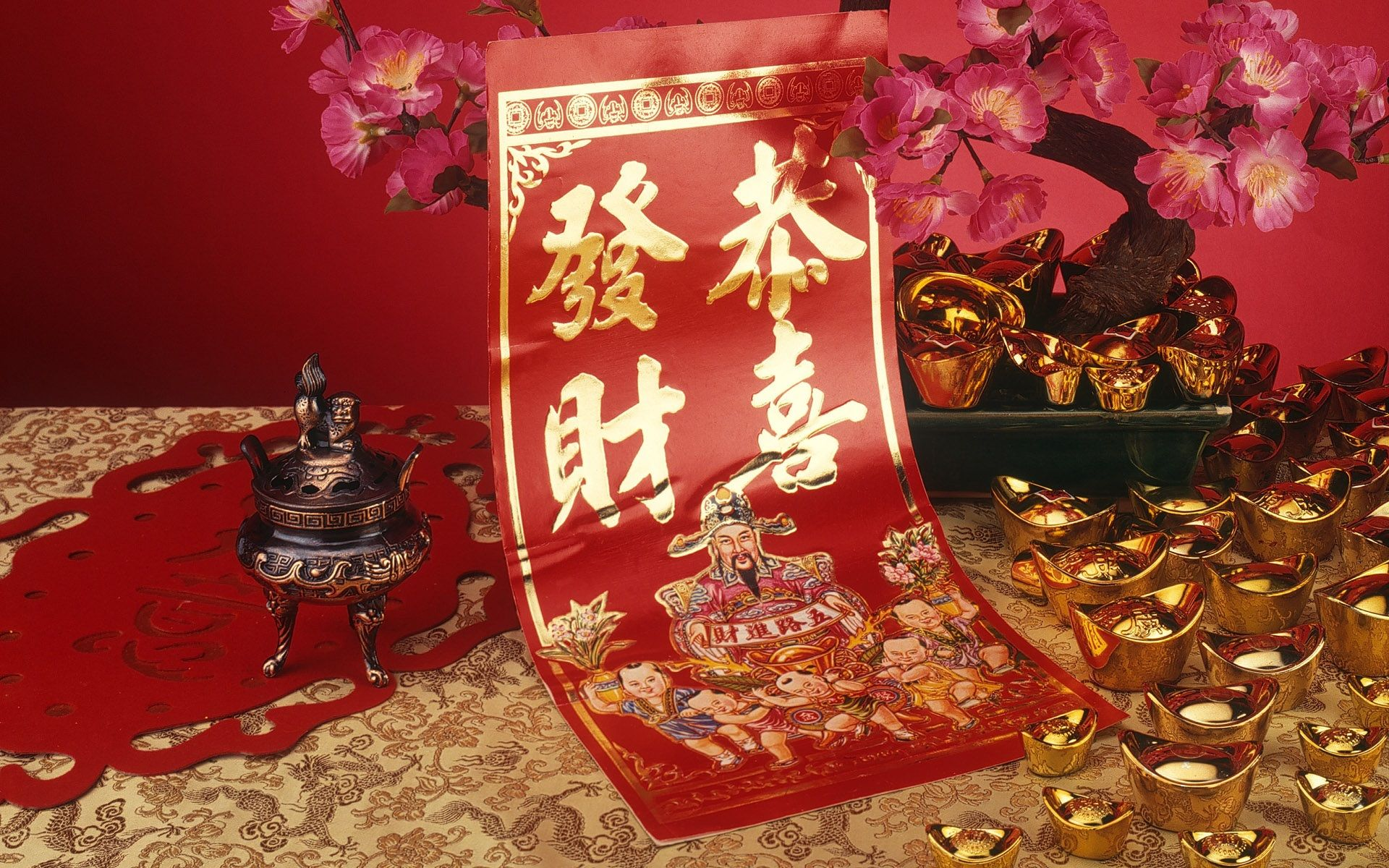 chinese new year wallpaper desktop wallpapers   high definition
