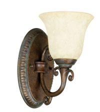 One Light Wall Sconce | New House Lighting | Pinterest ...