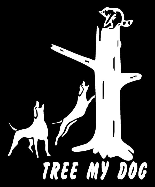 Coon Hunting Logos
