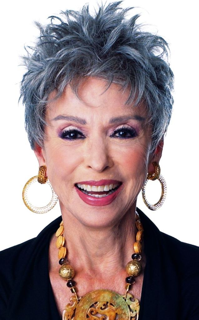 Short Spiky Hairstyles for older Women  Short Haircuts  Pinterest  Short spiky hairstyles