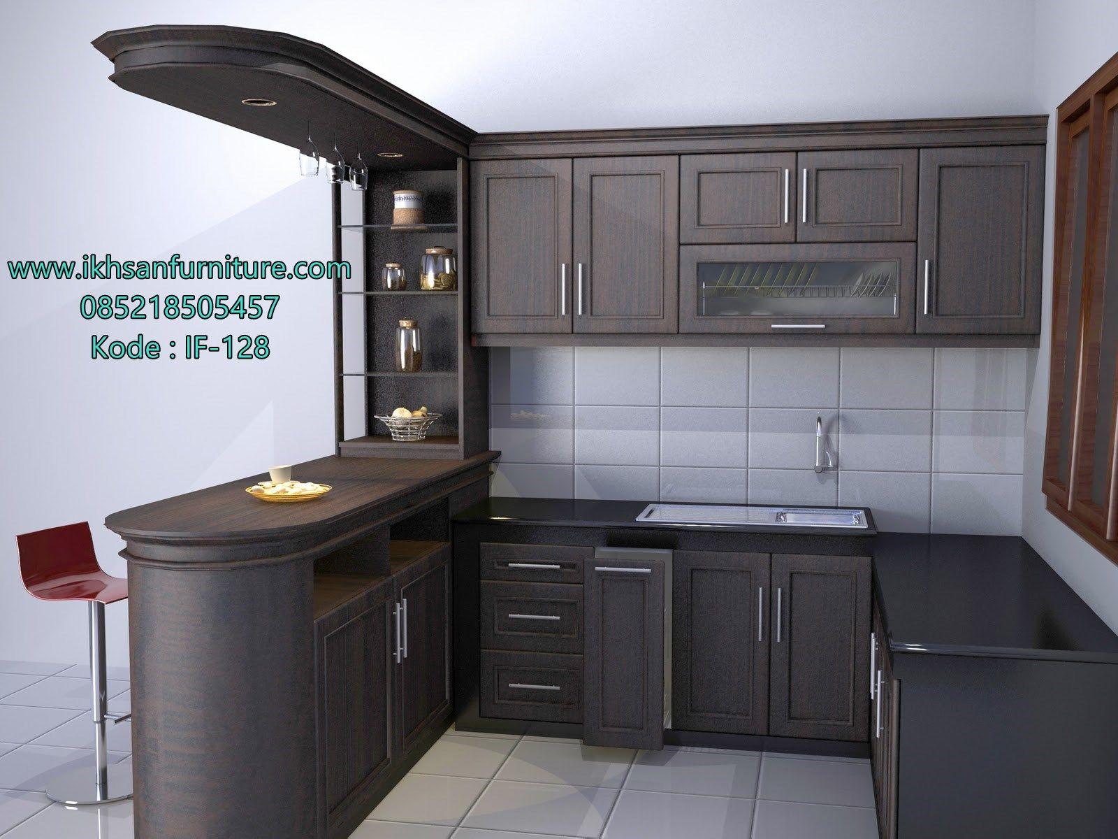 kitchen furniture sets rags jual set minimalis elegan model