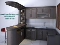 Jual Kitchen Set Minimalis Elegan Model Kitchen Set ...