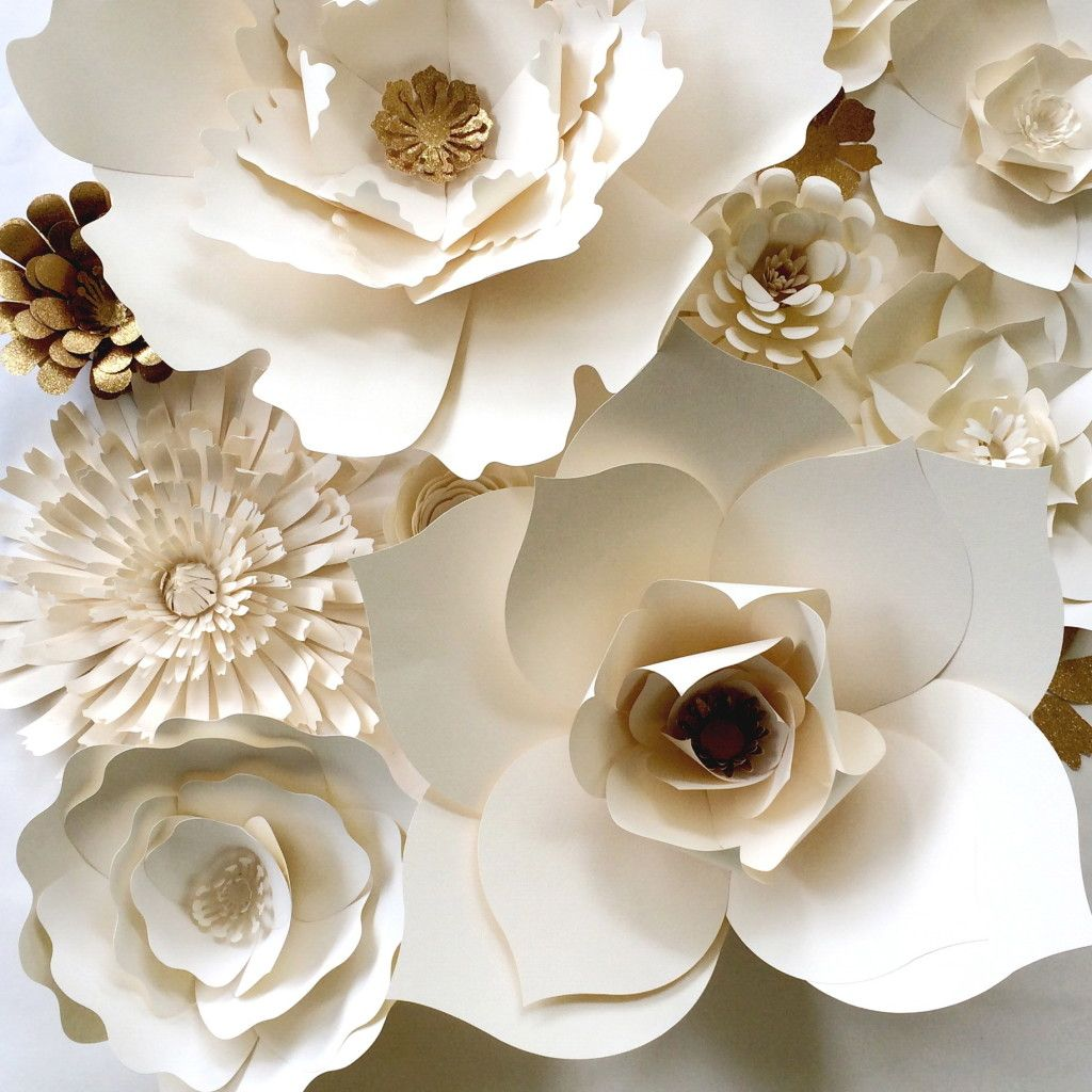 Large paper flowers for flower walls wedding ceremony and reception decor special orders are also rh pinterest