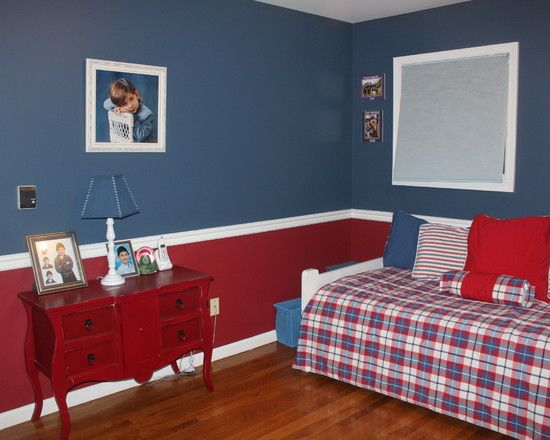 Painting Ideas For Bedrooms With Red Boys Room Paint Color Your Inspiration