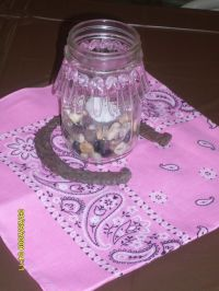cowgirl baby shower centerpieces | parties | Pinterest ...