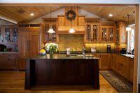 Craftsman Style Kitchen Cabinets   Arts & Crafts Cherry ...