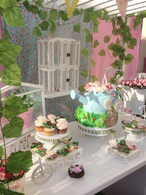 The Secret Garden Birthday Party Ideas Gardens The Secret And