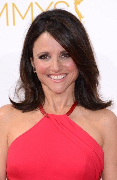 Julia Louis Dreyfus The Hair Is So Good; Makes Me Want To Cut Mine