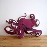 Octopus Pillow | Products I Love | Pinterest | Pillows ...