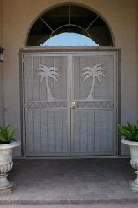 palm tree doors | For the Home | Pinterest | Pictures of ...