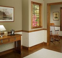 paint colors for dining room with chair rail