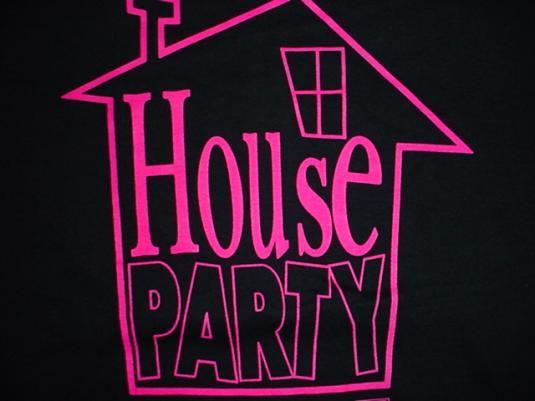 Vintage House Party T Shirt Kid N Play 1990 Vintage Movie T