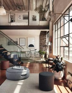 Roundup loft published by theodoros balopoulos via design milk find this pin and more on living room inspiration ideas also dream month feel the wilderness straight from rh pinterest