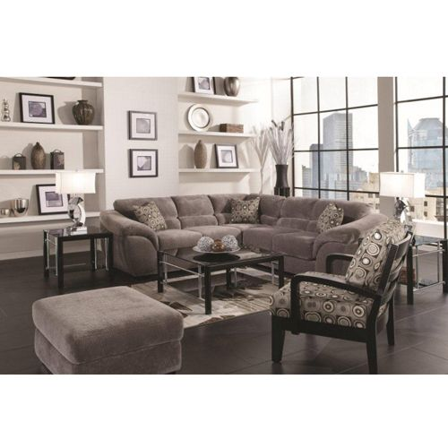 Woodhaven Ritz Collection includes sofa ottoman coffee