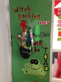 Anti bullying door decorating idea.