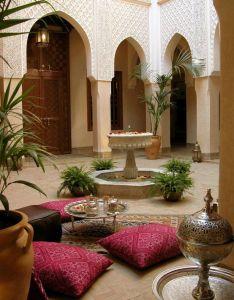 Moroccan style decor garden and patio ideas sofias house pinterest gardens also rh