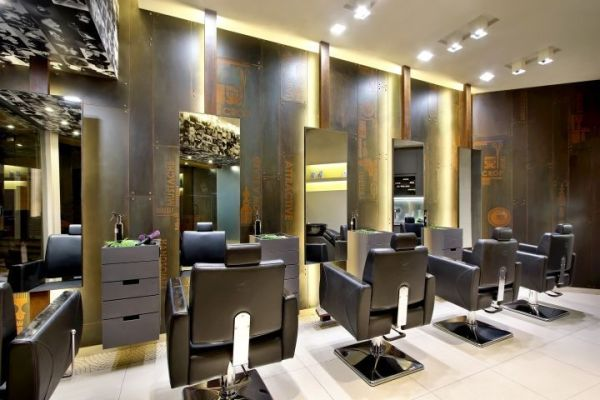 luxury hair salon design Google Search Hair styling