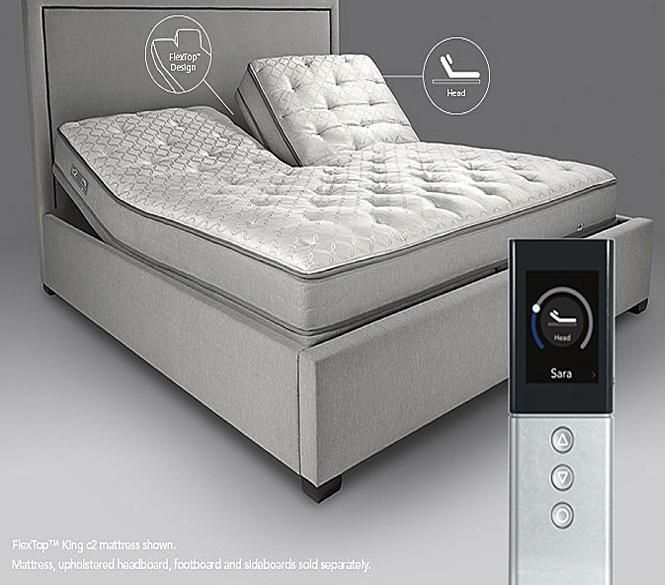 Add Flexfit 1 Adjule Bed Base To Any Sleep Number Beds For Head Adjuility And The New Flextop Design Individual Comfort