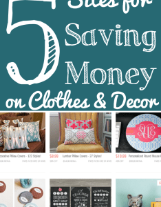 sites for saving money on clothes accessories and decor also rh pinterest
