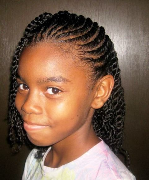 7 Awesome Hairstyles For African American Girls Ages 10 12