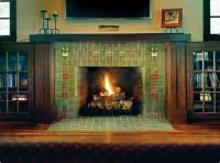 Fireplaces can be added to virtually any room in a house ...