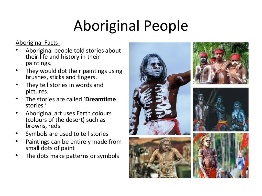 Perfect For Second Grade Aboriginal Peopleaboriginal