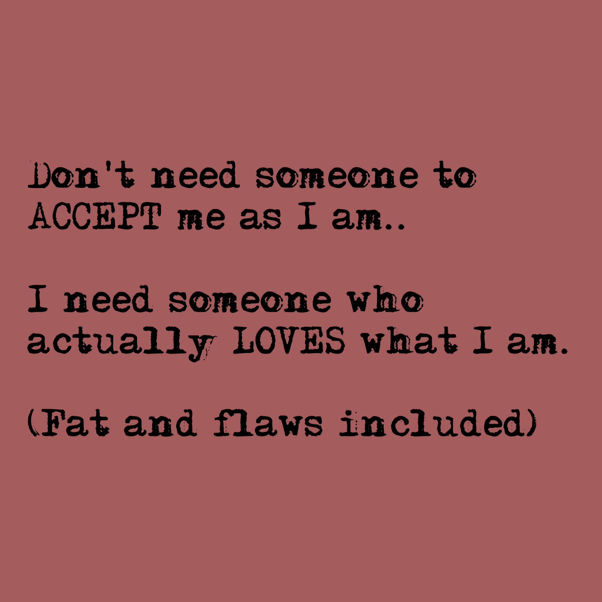 Acceptance Quotes Acceptance Love Quotes Sayings Picture